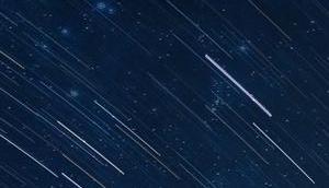 Perseiden bringen Wochenende viele Sternschnuppen