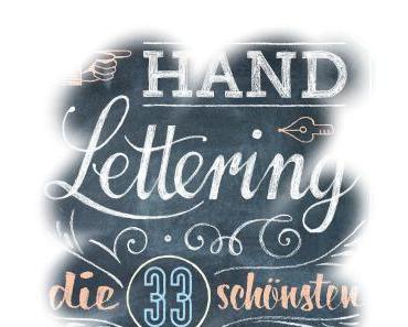 [Rezension] Handlettering. Die 33 schönsten Alphabete mit Rahmen, Ornamenten und Bordüren