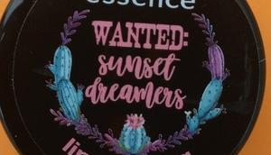 [Werbung] essence wanted: sunset dreamers peeling desert crush (LE) Mono Lidschatten Inventur 2018