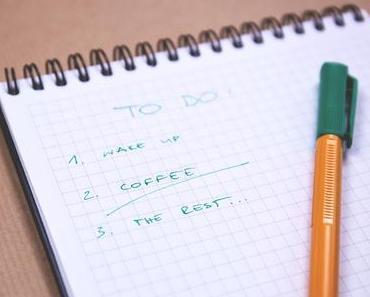 To-do-Liste in der Arbeitswelt – für mehr Effizienz oder mehr Stress?