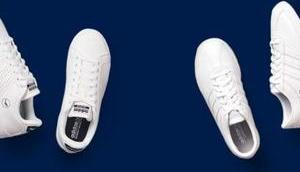 Lufthansa-Sneaker adidas. Neues Hype-Modell Sneaker-Heads.