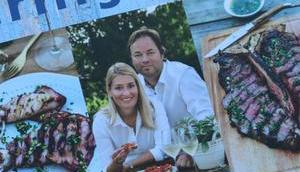 "Rezept Artischockendip Buch ""Mediterraner Grillgenuss"" Alexandra Szonn"