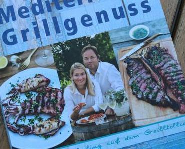 """Rezept für Artischockendip aus dem Buch """"Mediterraner Grillgenuss"""" von Alexandra Szonn"""