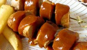 Currywurst Mikrowelle kann wirklich schmecken! #Bratwursthaus #CurrywurstQuickie #Gewinnspiel