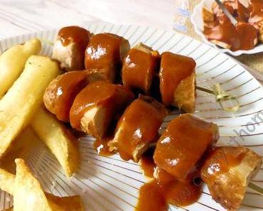 Currywurst aus dem Mikrowelle kann wirklich schmecken! #Bratwursthaus #CurrywurstQuickie #Gewinnspiel