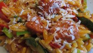Pastasotto Chorizo
