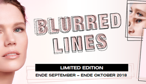 "Catrice Limited Edition ""BLURRED LINES"""