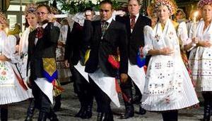 Wallfahrt Burgenländischen Kroaten nach MARIAZELL