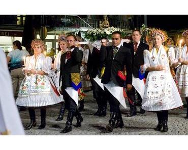 Wallfahrt der Burgenländischen Kroaten nach MARIAZELL