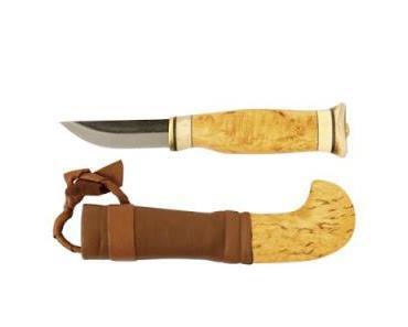 Kero mit neuen spannenden nordischen Sami Messern