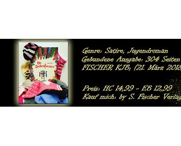 .: Rezension ~ Die Sockenfresser :.