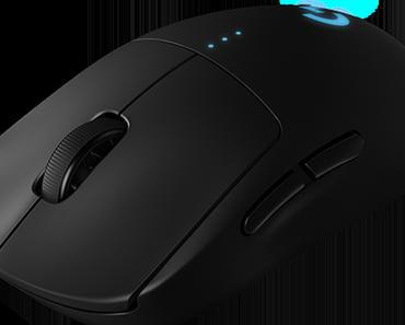 Logitech G Pro Gaming Maus - Geschaffen, um zu gewinnen