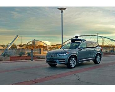 Autonomes Fahren–Toyota investiert in Uber
