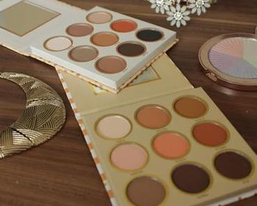 essence be you tiful eyeshadow palette Swatches und Review