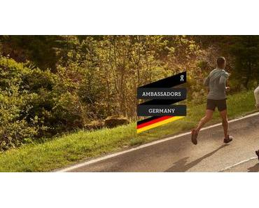 ON Running Ambassador Programm startet in Deutschland