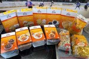Neue glutenfreie Produkte bei Kaufland von K-free