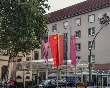 Ein Wochenende im Crowne Plaza Heidelberg City Centre