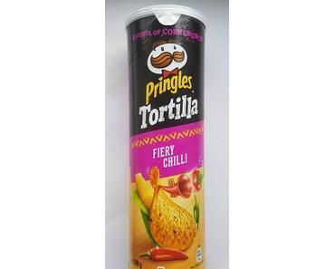 Pringles - Tortilla Fiery Chilli
