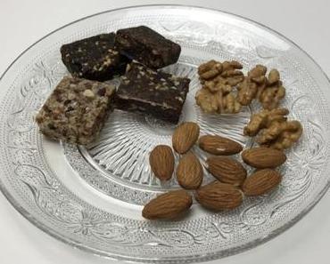 5 gesunde Snacks für unterwegs