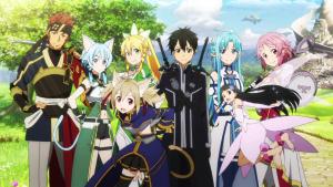 Sword Art Online-Marathon auf ProSieben MAXX