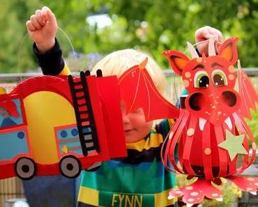 Feuerdrachen & Feuerwehr - Herbst-Ideen zum Basteln und Spielen von Spielheld & Verlosung