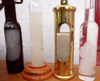 Funktioniert das Pearl Sturmglas?
