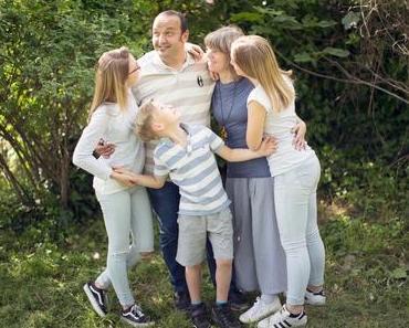 Dolce Vita: Unser Familienshooting im Park