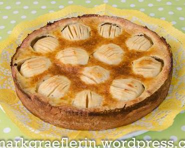 Einfach nur…. ein Apfelkuchen