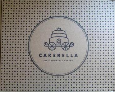 Einhorntorte mit der Backbox von Cakerella
