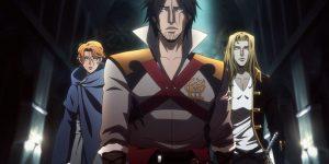 Real Anime: Castlevania blutrünstiger Abenteuer-Anime