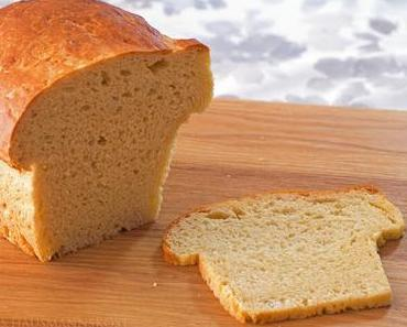 Brot: Butterstuten, wenig süss