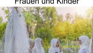 wäre wenn Deutschland alle Familien gleichgestellt sind, keine Arbeit, zwei Frauen, viele Kinder jede Menge Sozialgeld