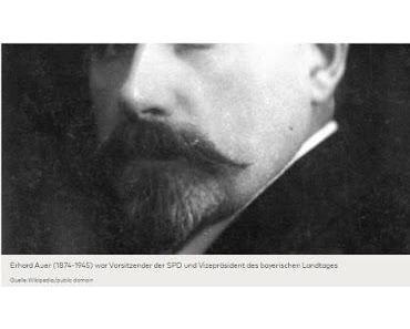 SPD-Vorsitzender betätigte sich als Steigbügelhalter Hitlers