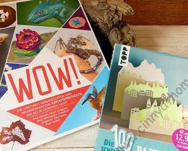 Basteln kann so wunderschoen und kreativ sein #DIY #Basteln #frechverlag