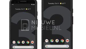 Google Pixel (XL): ersten Pressebilder sind richtig Design geblieben