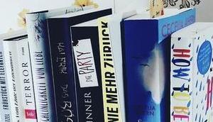 Bücher, 2018 noch anstehen.