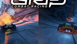 Neuer Multiplayer-Trailer GRIP: Combat Racing