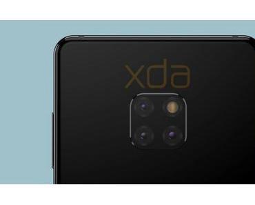 Huawei Mate 20 Pro mit Unterwasser-Modus, AI Cinema und Video-Bokeh