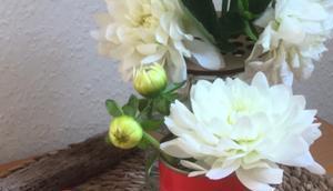 Friday-Flowerday oder Santorini deutschen Herbst