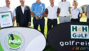 Erfolgreiche H&H Golf Club Professional Series