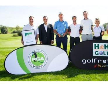 Erfolgreiche H&H Golf PGA Club Professional Series