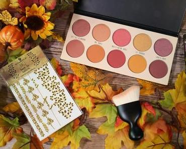 Herbstgefühle: essence 'Fall back to nature' trend edition!