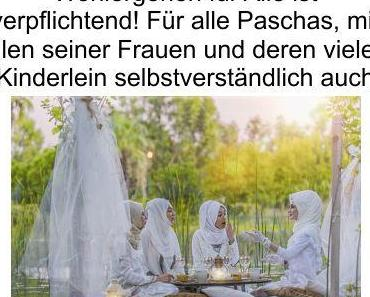 """Für Gutmenschen ergeht es den """"Geflüchteten"""" in Deutschland sehr schlecht, obwohl alle in das Sozialparadies strömen und es keiner wieder verlassen möchte"""