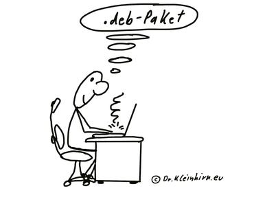 Wie kann mit dem Raspberry Pi ein deb-Package (Debian) erstellt werden?