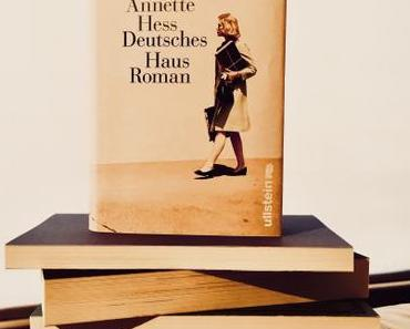 """Berührung mit dem Bösen – Annette Hess und ihr Roman """"Deutsches Haus"""""""
