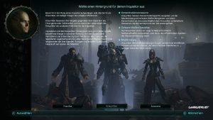 Warhammer 40.000 – Inquisitor Martyr – Ein Nerd bei der Inquisition