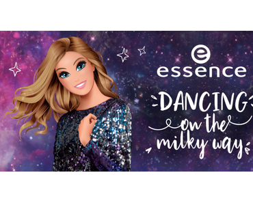 """essence trend edition """"dancing on the milky way"""""""