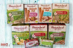 Blumenbrot – die französische glutenfreie Alternative zum Knäckebrot – Gewinnspiel