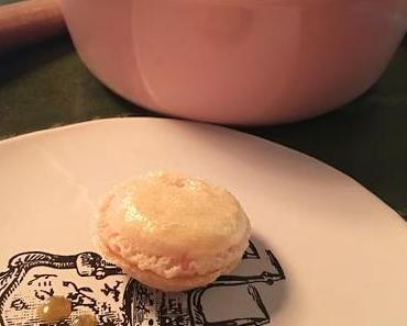Macarons - Mein Geschenk Rezept für Euch