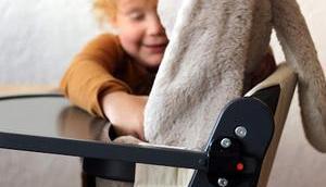 Kinderhochstuhl BOMI Verlosung